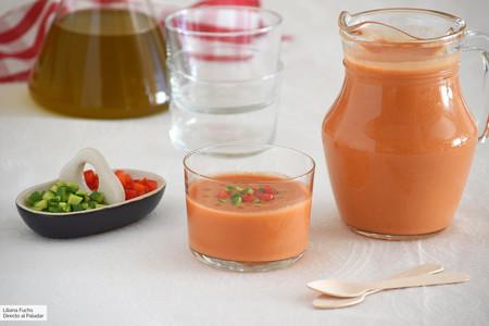 gazpacho sin pan