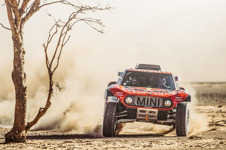 Sainz Dakar 2020