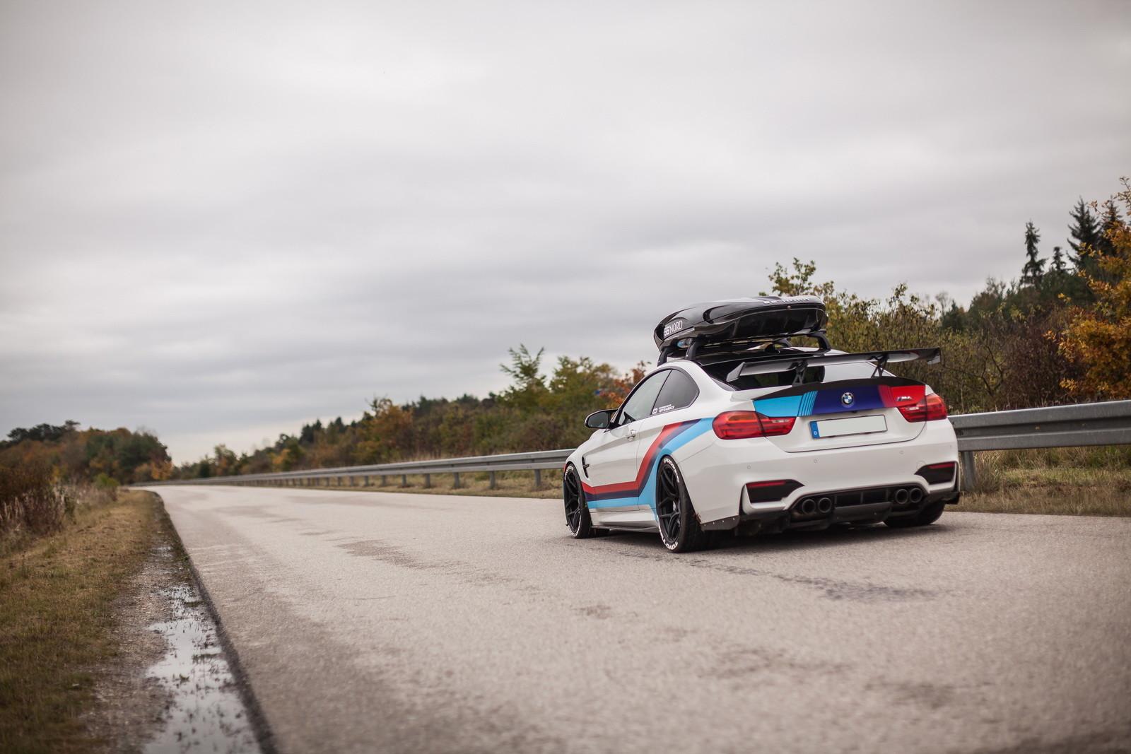 Foto de BMW M4R (23/29)