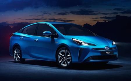 El Toyota Prius 2019 se inyecta bótox y admite tracción integral por primera vez