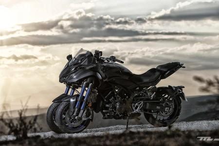 Yamaha Niken 2018 Prueba 013