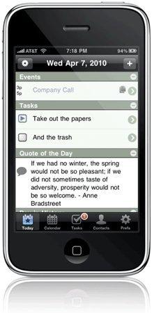 Agendus 2.0 para iPhone, la afamada solución de organización y gestión se renueva