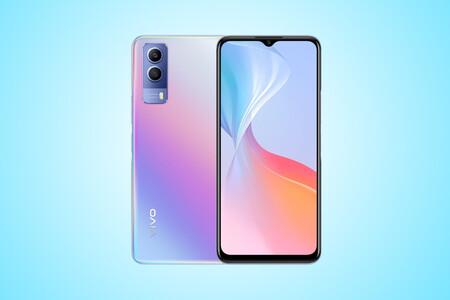 Vivo Y53s: un móvil 5G con pantalla a 90 Hz y cámara de 64 MP que poco tiene que ver con el Vivo Y53 de 2017