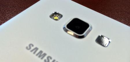 Galaxy A5 Atras