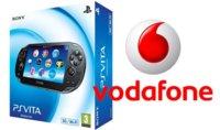 Precios de la PS Vita 3G con Vodafone
