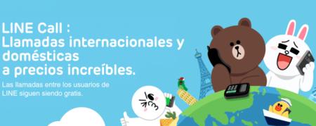LINE ya permite hacer llamadas a números fijos y móviles desde México en iOS