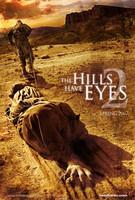 Censurado el poster de 'Las Colinas Tienen Ojos 2'