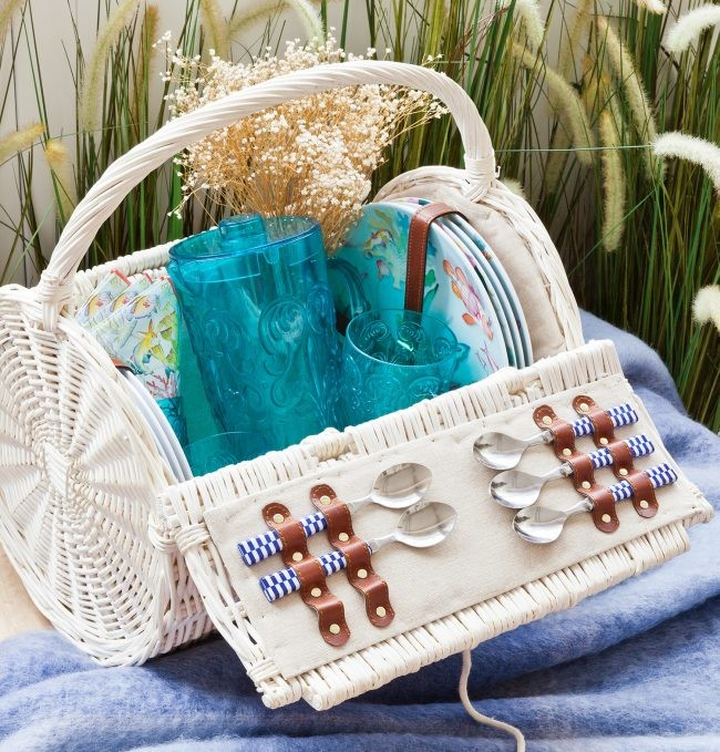 Nos vamos de picnic las mejores cestas para comer al - Platos para picnic ...