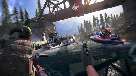 Far Cry 5: conoce las Montañas Nevadas, a los Seeds y al oso Cheeseburger con esta generosa tanda de vídeos