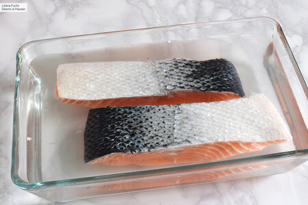 Salmon Salmuera