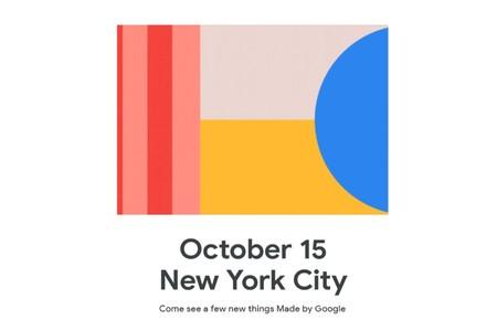 Pixel 4 4 Xl Presentacion 15 Octubre Nueva York