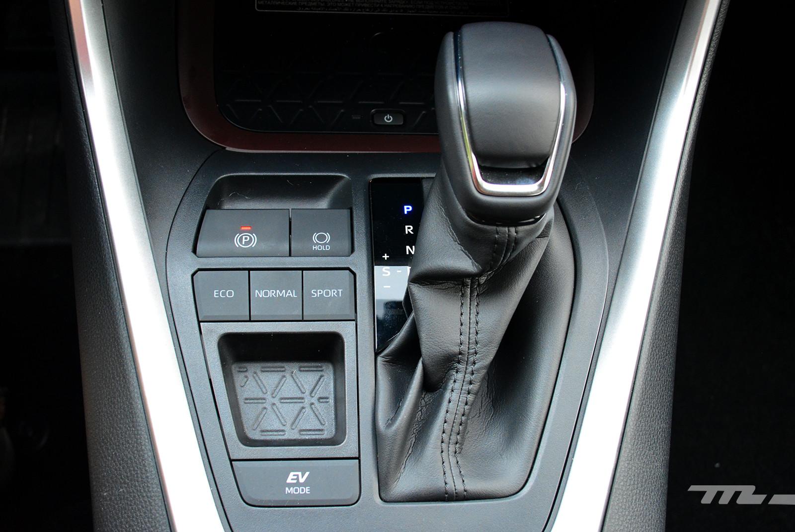 Toyota RAV4 Hybrid (prueba)