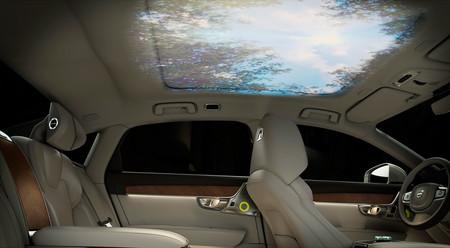Volvo S90 Ambience Concept: un spa sobre ruedas para China