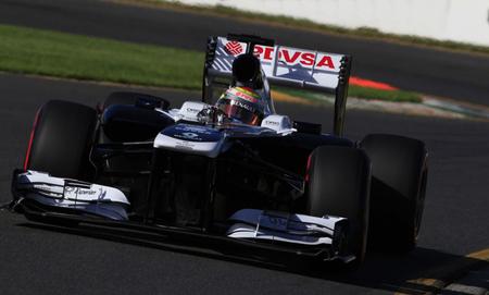"""Pastor Maldonado reconoce que Williams está """"fuera de ritmo"""""""