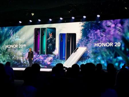 Honor 20 y Honor 20 Pro: cuatro cámaras y apertura f/1.4 para marcar un nuevo precedente en la fotografía móvil