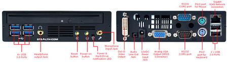 Stealth LPC-480 miniPC, un ordenador para aquellos que quieren la máxima potencia en el menor espacio