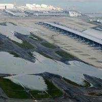 Decenas de aeropuertos podrían quedar inundados por el cambio climático. Está ocurriendo ya mismo