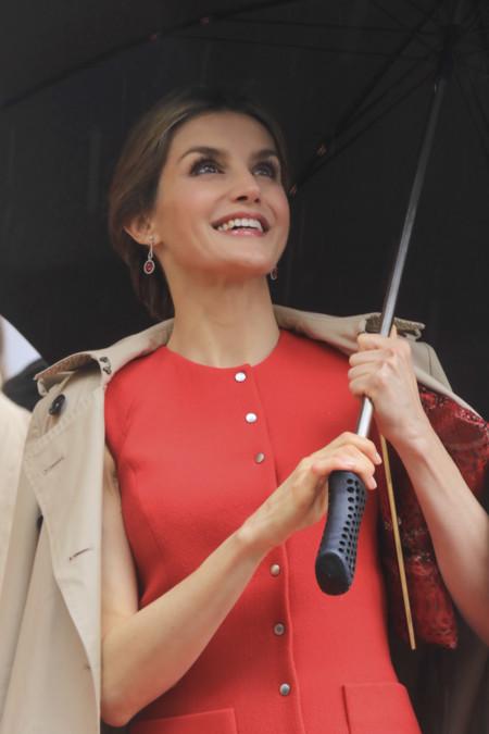 La semana de Doña Letizia va de estilismos 'repes'