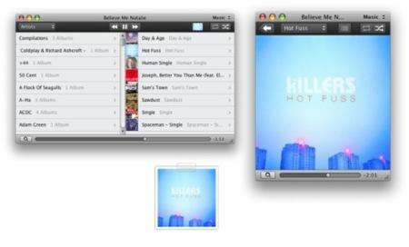 Ecoute, una alternativa a iTunes como reproductor de música