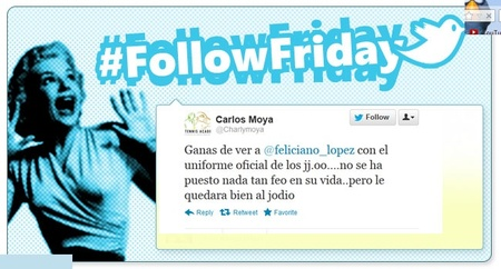 #FollowFriday: Las mejores twitpics de la semana (XVI)