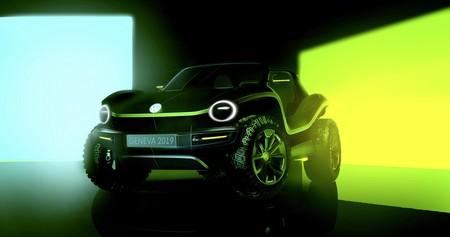 Volkswagen despierta el apetito de los más nostálgicos con esta nueva imagen de su Buggy eléctrico