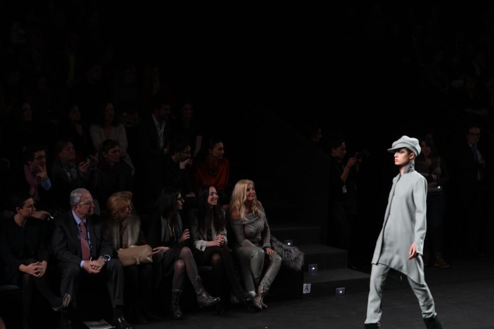 Foto de Jesús del Pozo en la Cibeles Fashion Week Otoño-Invierno 2011/2012 (19/71)