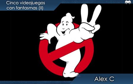 Cinco videojuegos con fantasmas (II)