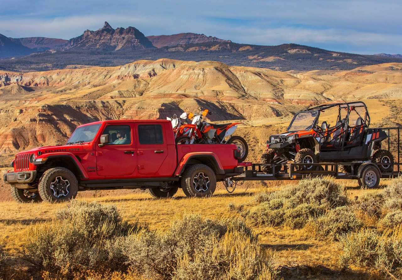 Foto de Jeep Gladiator 2020 (26/51)