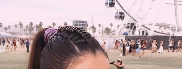 Los peinados festivaleros que más se llevan, triunfaron en el Mad Cool y seguiremos viendo a tope este verano