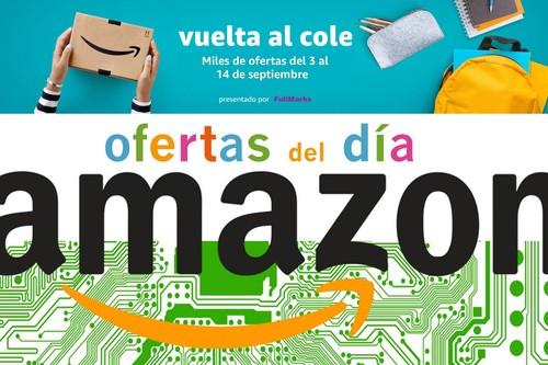 Vuelta al cole: 23 ofertas del día de Amazon en Informática y Electrónica