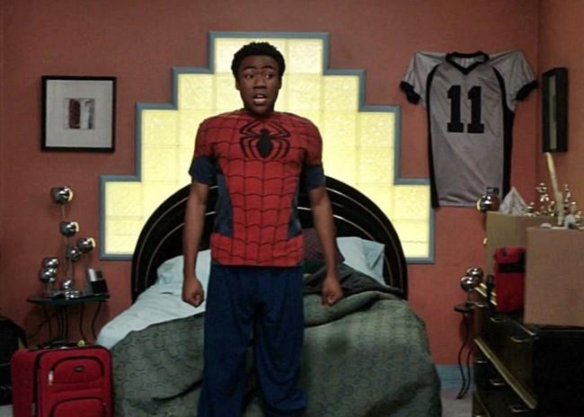 Donald Glover cumplirá su sueño de estar en una película de Spider-Man