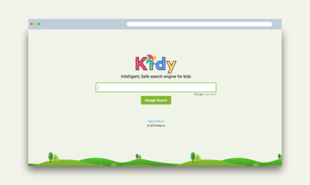 Kidy, el buscador seguro que quiere ser el Google para niños