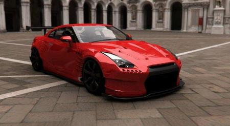 Nissan GT-R by BenSopra