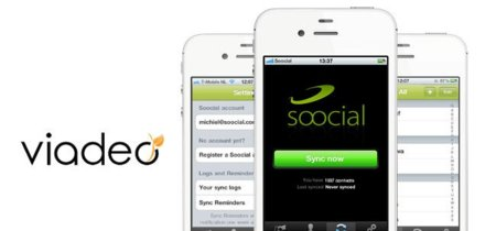 Viadeo adquiere Soocial, una empresa especializada en gestión y sincronización de contactos