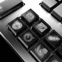 Las teclas del Optimus serán en blanco y negro