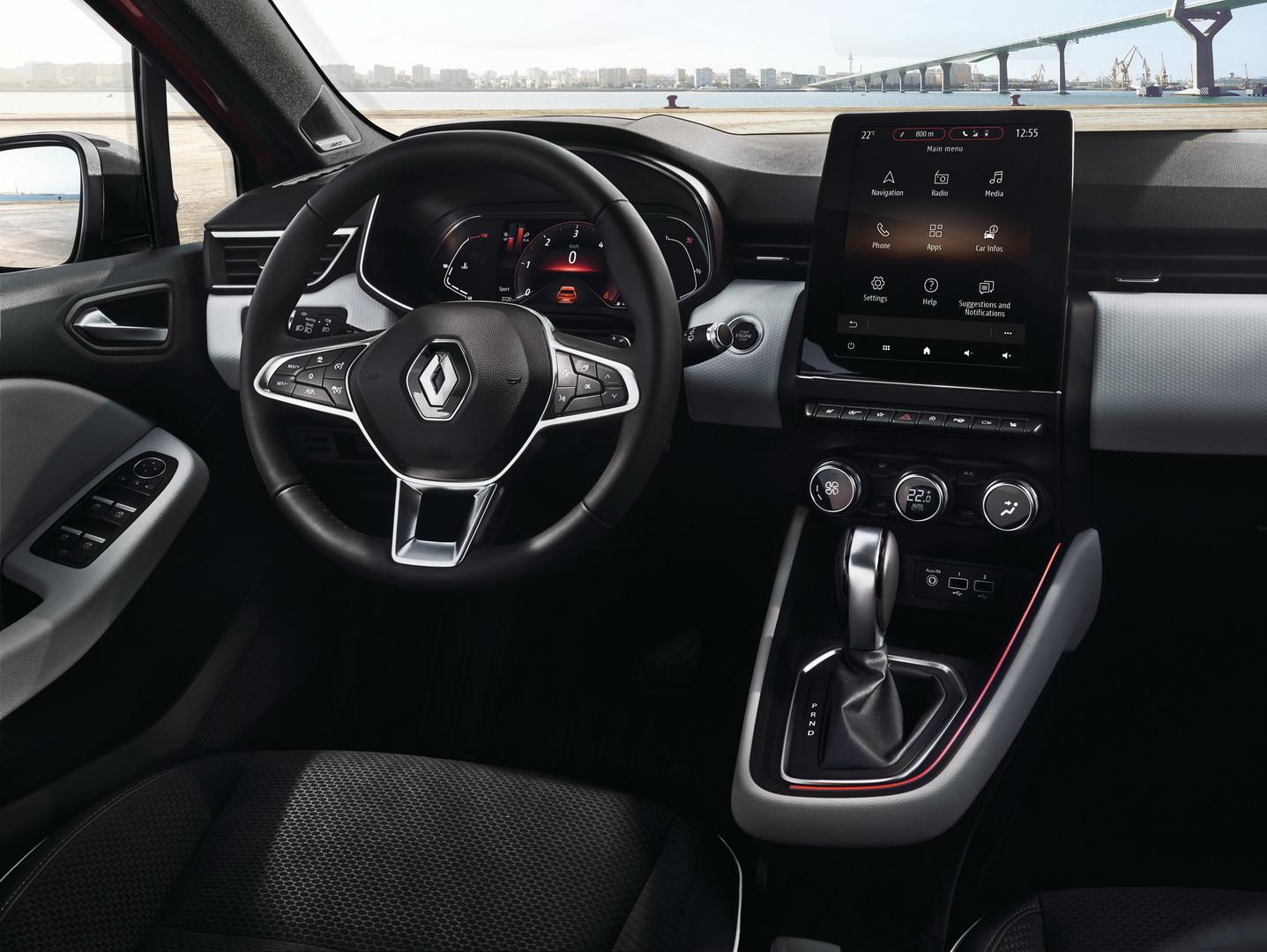Foto de Renault Clio 2020 (primeras imágenes) (7/11)