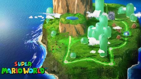 Terminan Super Mario World en menos de 18 minutos y con los ojos vendados