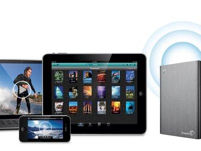 Disco duro externo Seagate Wireless Plus 2TB por 140,56 euros