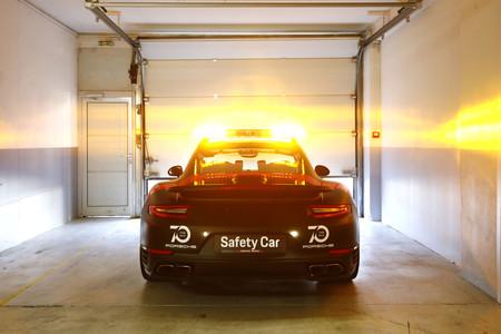 Porsche 911 WEC Safety Car