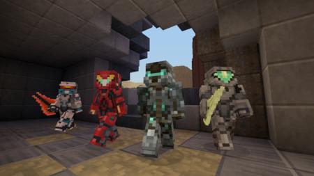 Halo 5 Minecraft 4