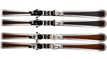 Skis Dunhill con control de velocidad