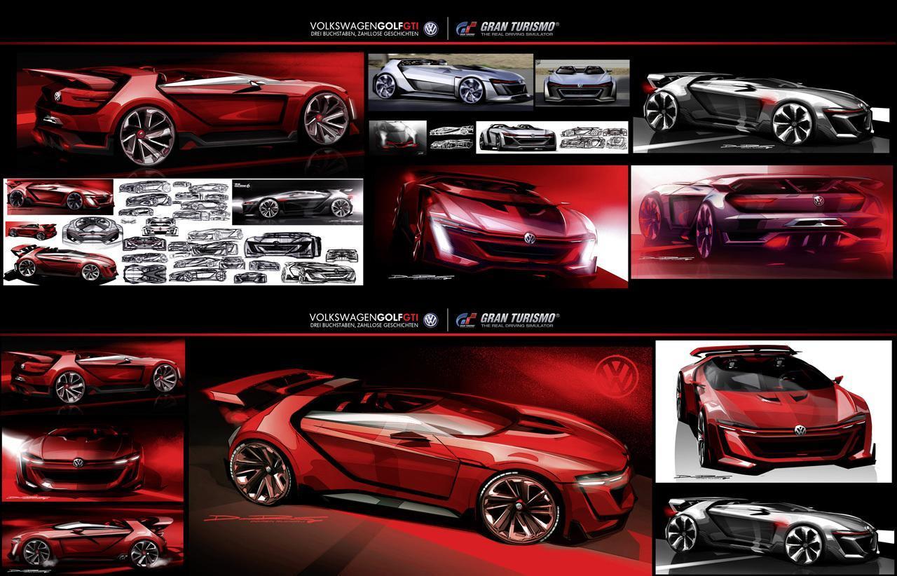 Foto de Volkswagen GTI Roadster Vision Gran Turismo (8/12)