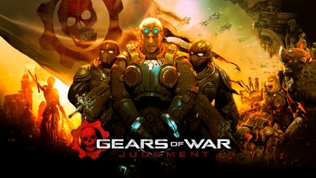 Gears of War Jugdment