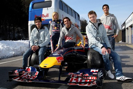 Red Bull Junior Team 2010