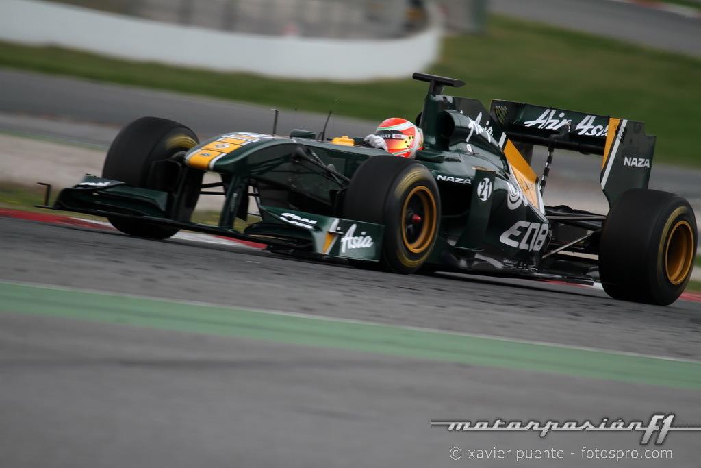 Foto de Entrenamientos Pretemporada 2011 - Circuit de Catalunya (II) - Miercoles (40/50)