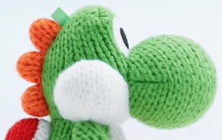 El amiibo de lana de Yoshi's Woolly World va a volar, seguro, de las tiendas