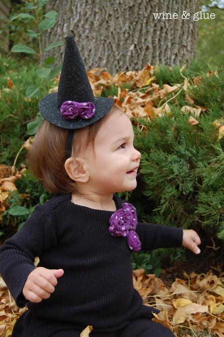 Disfraz Halloween Facil Barato Bruja 1