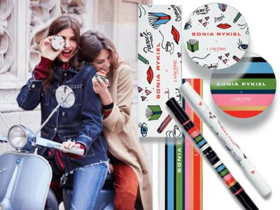 Lancôme nos trae el colorido universo de Sonia Rykiel en su nueva colección otoñal