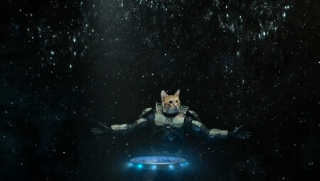 El Jefe Maestro es un gato que pincha música en el espacio gracias a este vídeo de Taika Waititi, director de Thor: Ragnarok