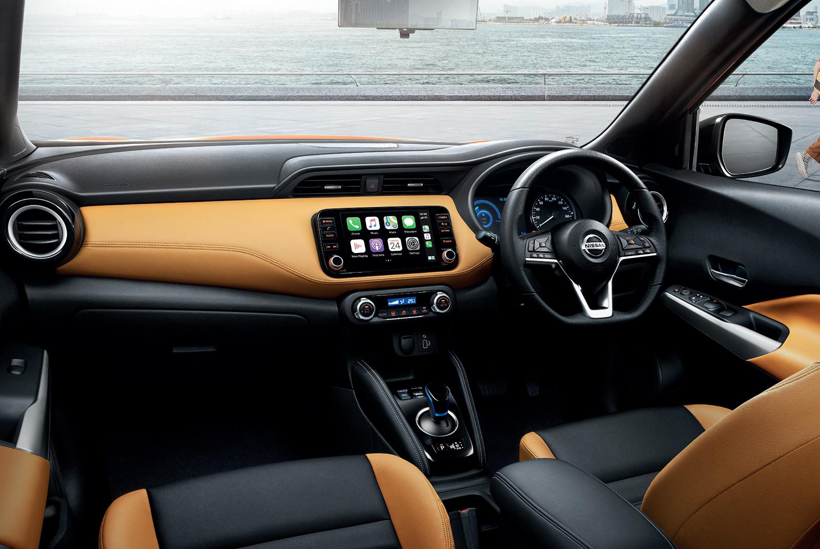 Foto de Nissan Kicks 2021 (facelift) (7/8)